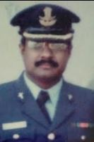 Dr. Lavanian in Air Force uniform